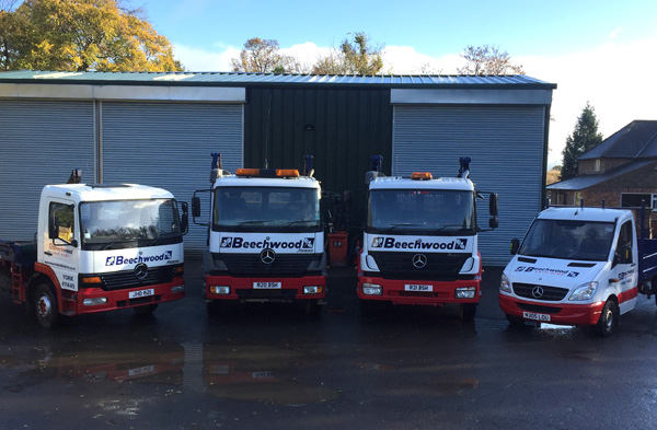 Skip Hire Vehicles